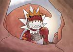 Tyrantrum - New Pokemon Snap