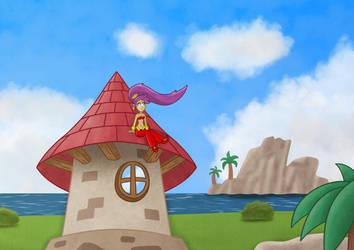 Shantae's House