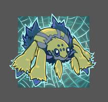FTM: Bug - Galvantula, 'Shizzle' by BummerForShort