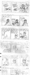 Hourly Comic Day 2012 by BummerForShort