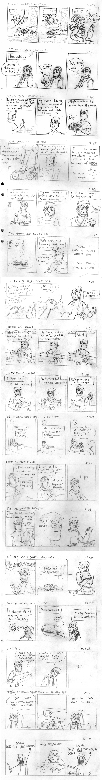 Hourly Comic Day 2012 by Bummerdude