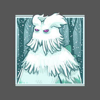 FTM: Ice - Abomasnow, 'Timber' by BummerForShort