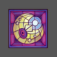 FTM: Psychic - Lunatone, 'Janus' by BummerForShort