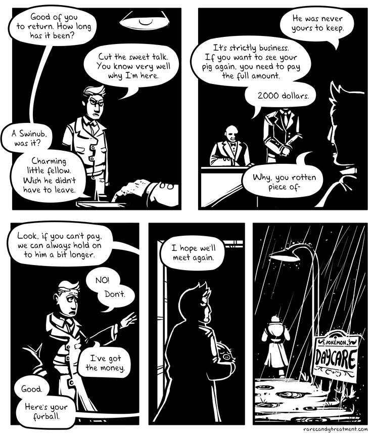 The Deal by Bummerdude