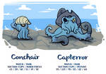 Conchair and Capterror