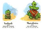 Turbarb and Thornbrero