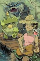 Swamp Trainer
