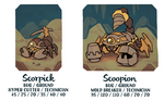 Scorpick Scoopion