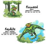 Pinweed Repkite