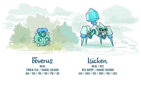 Feverus Isicken