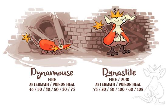 Dynamouse Dynastite