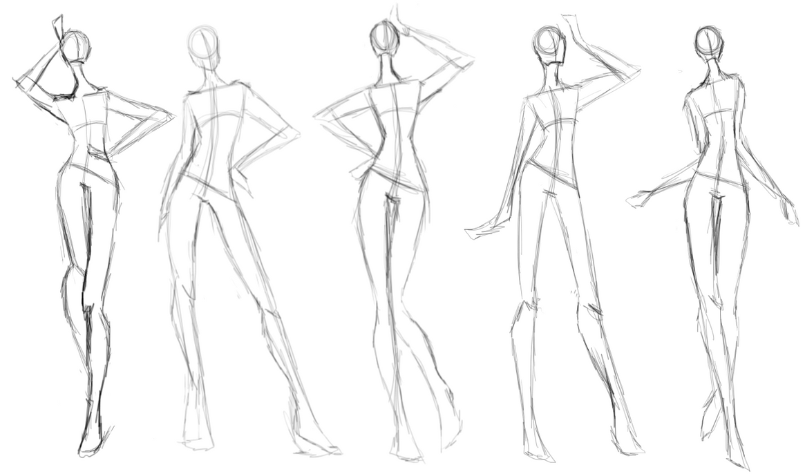 Pose sketch dump xx by gloomers on deviantart pose sketch dump xx by gloomers pronofoot35fo Gallery