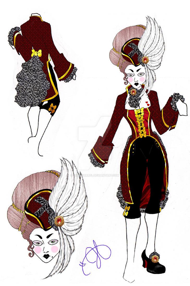 Go for Baroque by ArtSquirrel