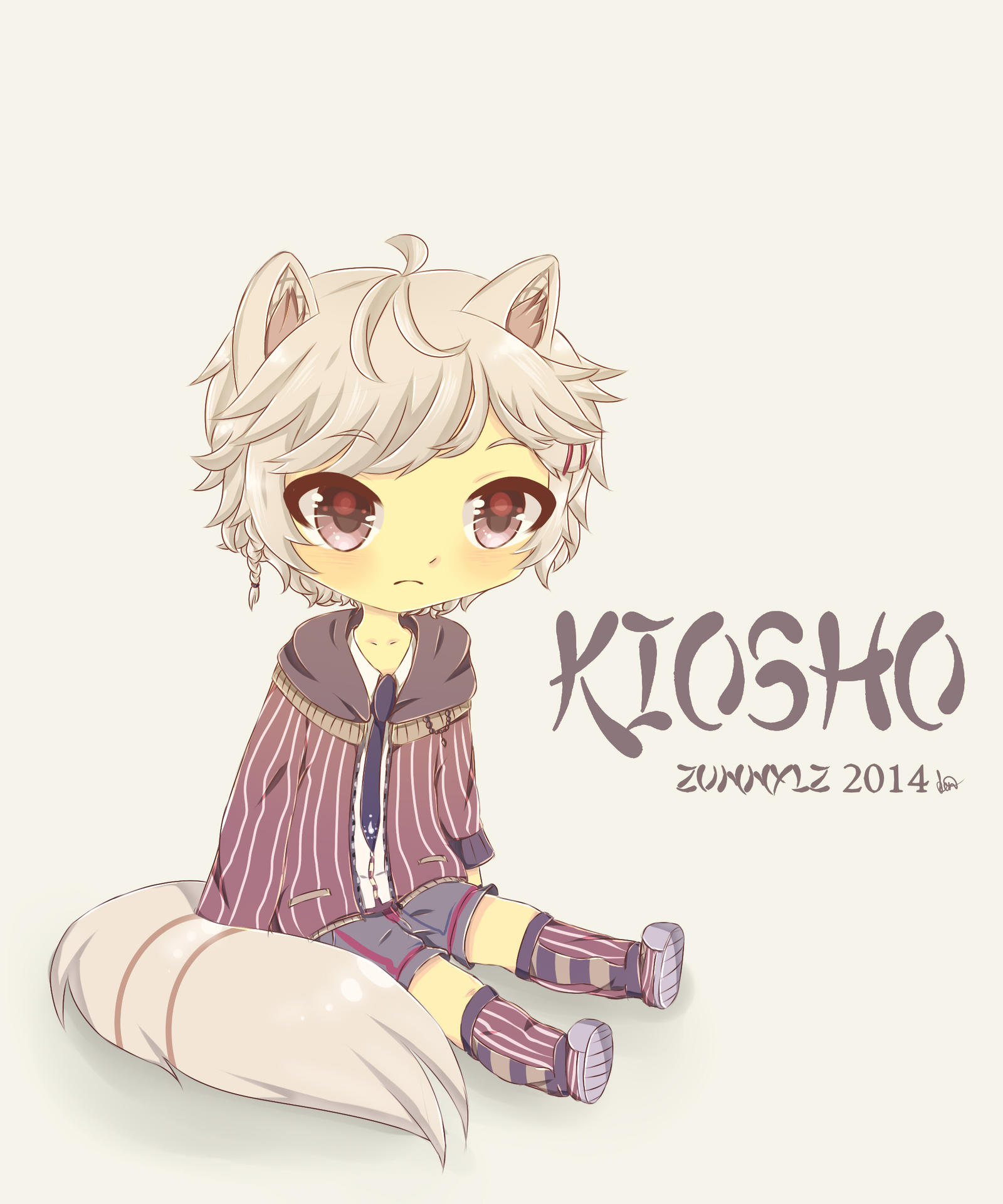 Kiosho by Leniuu
