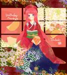 Happy Birthday Tsubaki