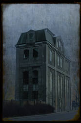 House of the solitary soul by ryder68