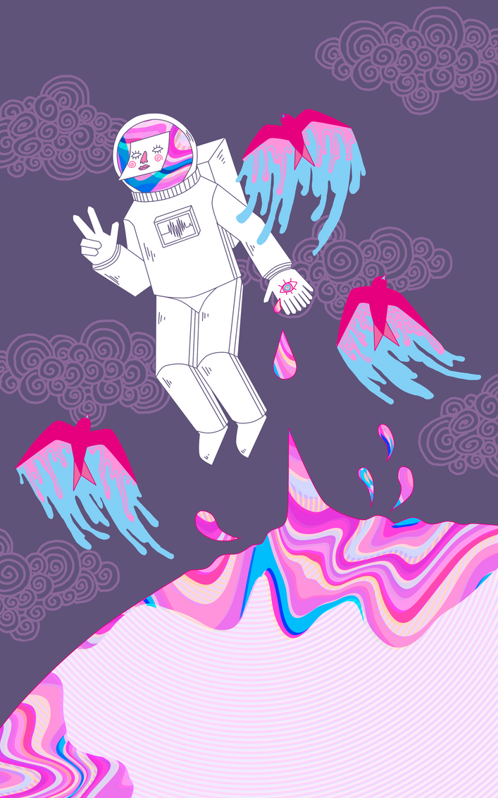 spaced out by enj0yable