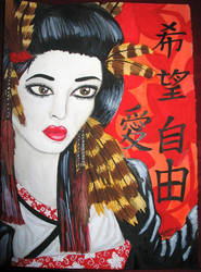 The.geisha by Nettie-Gurl