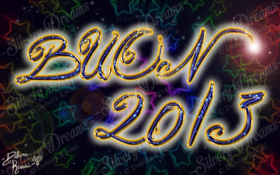 Buon 2013! - Happy New Year! by SilveryLugia