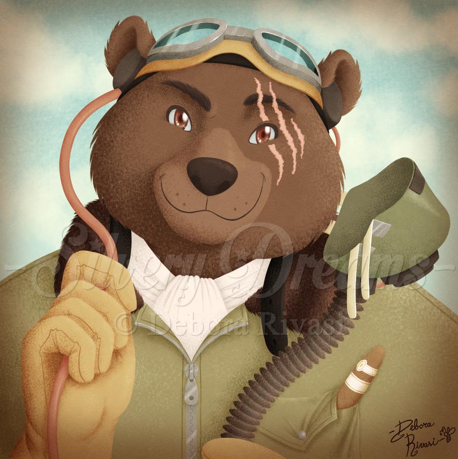 Commission - Sean Hartstok by SilveryLugia