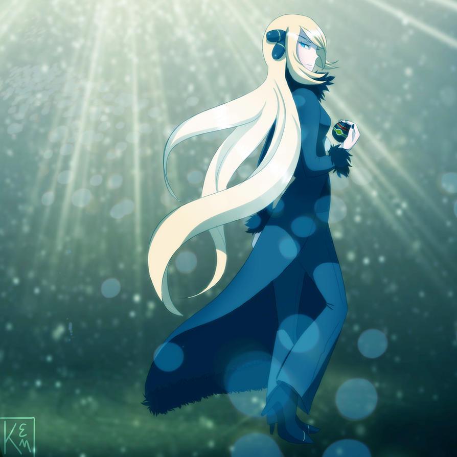 Cynthia by DC-san