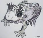 Bonus Funky Frog! by Jacy13