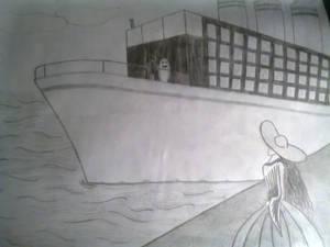 Na statku