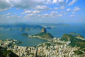 Rio de Janeiro by garota-da-ipanema