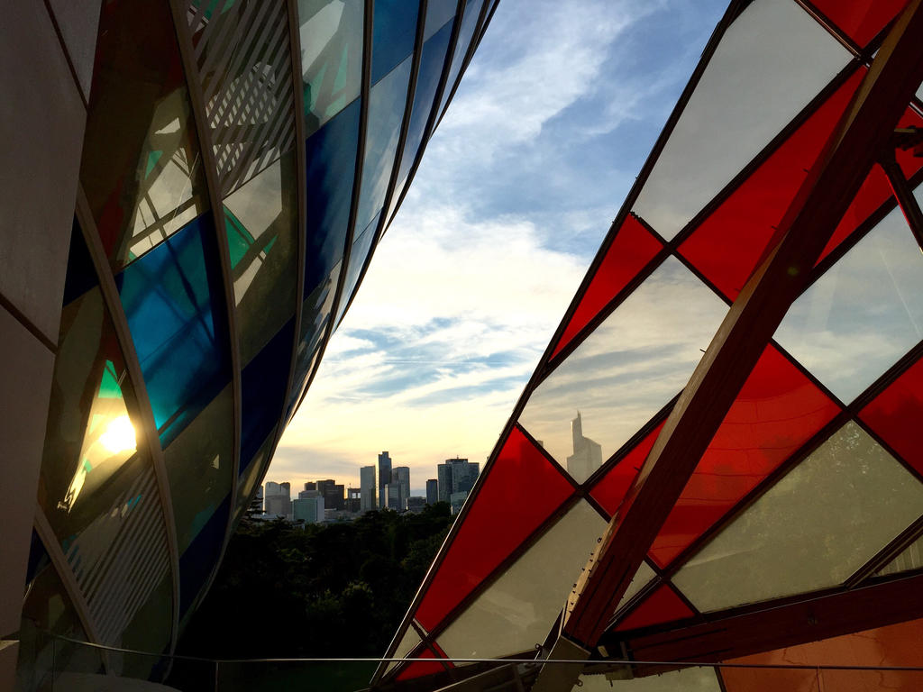 Another view from Paris by garota-da-ipanema