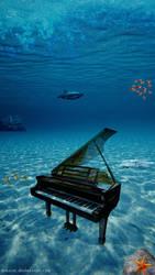 Piano No Fundo Do Mar