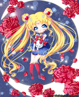 [F] Sailor Moon by MimiArts