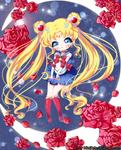 [F] Sailor Moon