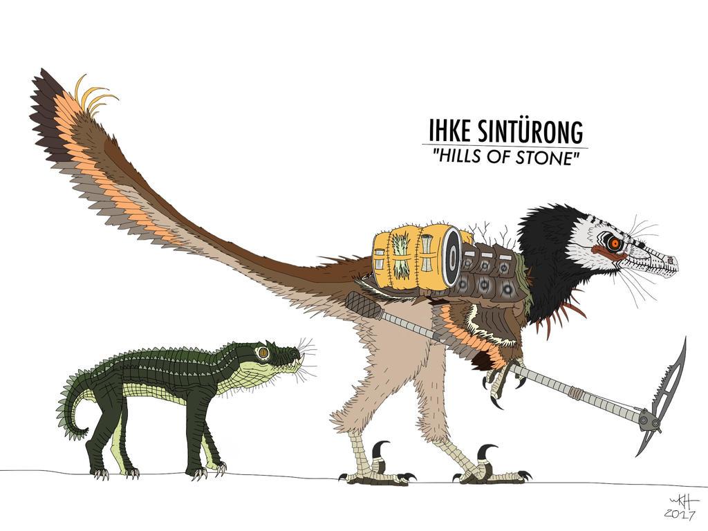 IHKE SINTURONG by HUBLERDON
