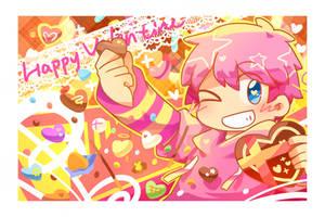 Chocolate by zlxcoco100