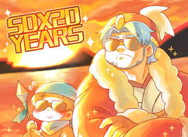 SDX 20 years 1 by zlxcoco100