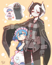 Ozen and Maruruk by zlxcoco100