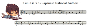 Japanese National Anthem | Kimi Ga Yo | Violin