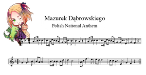 Polish National Anthem   Violin by valdesu