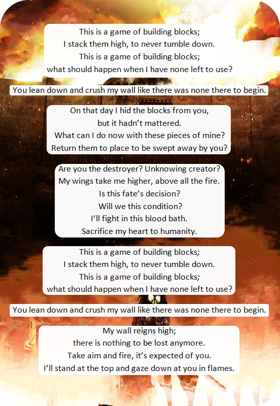 Attack on Titan | Baukloetze | English Lyrics by valdesu on DeviantArt