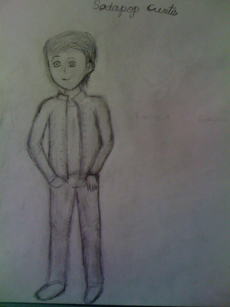 sodapop curtis sketch by purplebunny24 on deviantart