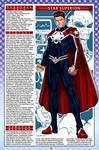Capital Comics handbook, Page 24: Star Superion