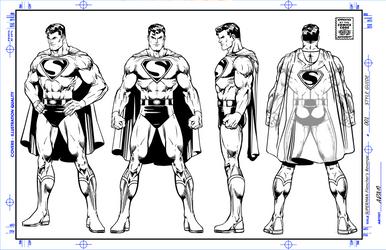 Superman Fleischers Revenge by CapitalComicsStudios