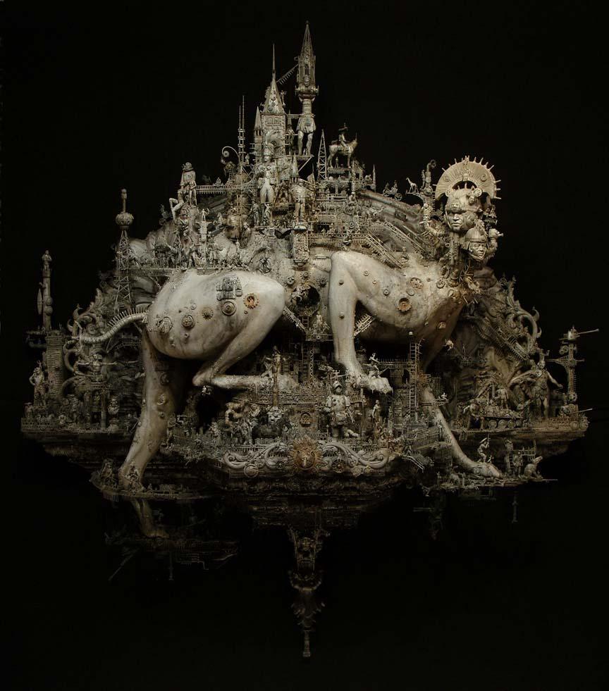 Imminent Utopia by tlalokthegod