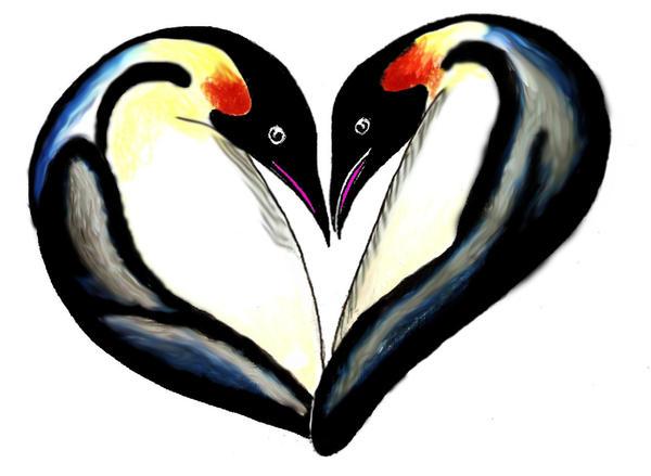 Penguin Tattoo Designs Free