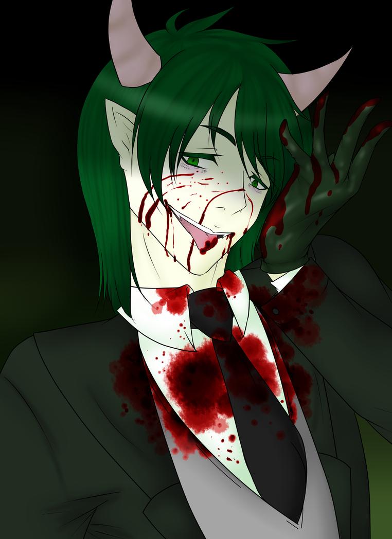 Demon Lord Draco by Missxalone