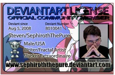 ID Card by SephirothThePure