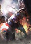 Captain America Fan Art!!