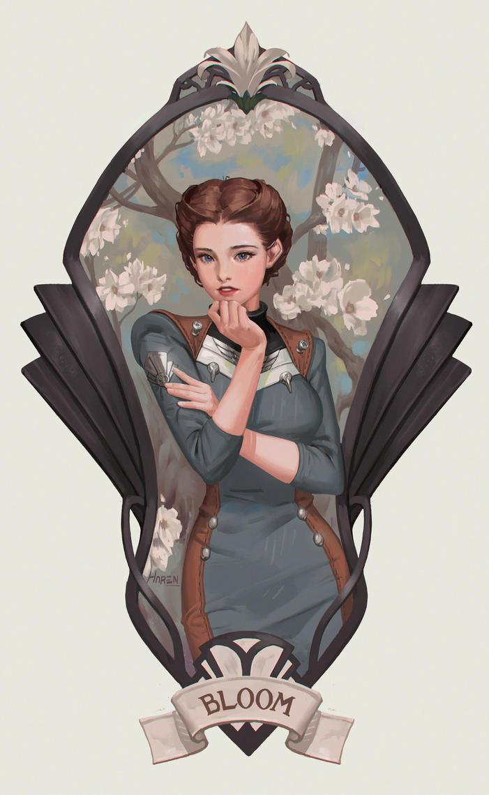 Bloom by Hanseul-Kim