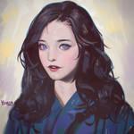 Doodle - Blue