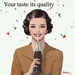 Your taste its quality